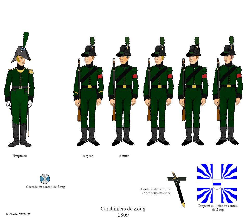 Carabiniers-Zoug