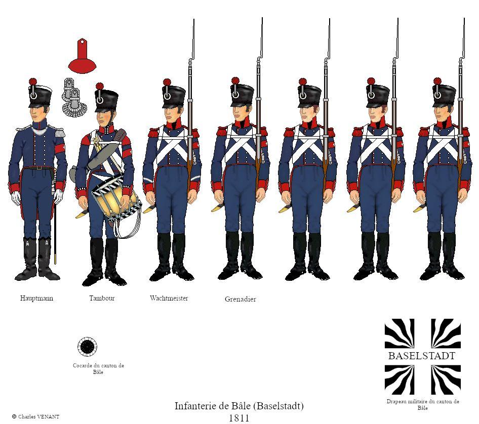 infanterie-de-Bâle