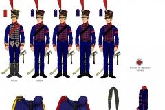 Artillerie-à-cheval-de-Soleure-1812